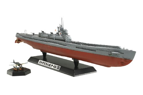 Tamiya Model Ships - Tamiya Models Japanese Navy Submarine I-400 Model Kit