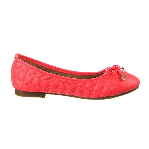 Kinder Schuhe, F-86, BALLERINAS Pink