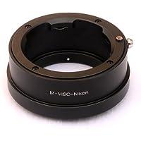 RainbowImaging Leica Visoflex Viso Lens to Nikon DSLR D4 D3x D3s D3 D800 D700 D300s D300 D7000 D200 D100 D5100 D5000 D3100 D3000 D90 D80 D70 D50