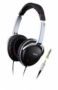 Denon AH-D1000K Headphones (Black) (Discontinued by Manufacturer)