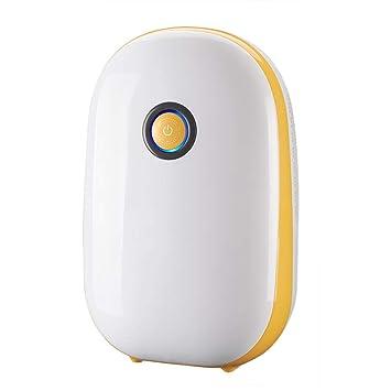 WUFENG Deshumidificador Mini Mudo Secadora Ropa Seca Aire Purificador Absorbente De Humedad 75W (Color : Blanco, Tamaño : 218x155x340mm): Amazon.es: Hogar