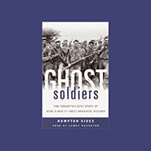 Ghost Soldiers Audiobook