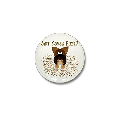 CafePress RHT Pem Got Fuzz? Mini Button 1