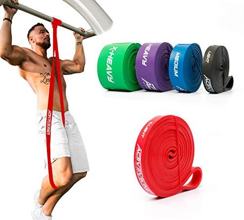 ActiveVikings® pull-up fitnessbanden   perfect voor spieropbouw en Crossfit Freeletics Calisthenics   fitnessband…