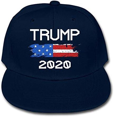LEEFOORJRCAP Trump 2020 Boys Baseball Hat Kids Baseball Cap