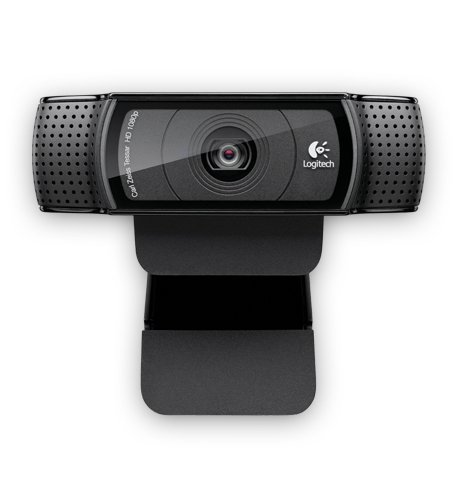 Logitech - 960-000764 - logitech webcam c920 -