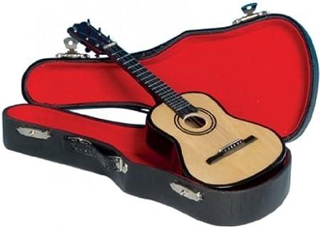 Musicbox World - Caja de música con Forma de Guitarra y melodía Love Me Tender: Amazon.es: Hogar