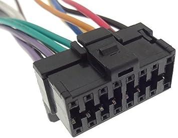 Pioneer Autoradio Kabel Radio Adapter Stecker Iso Elektronik