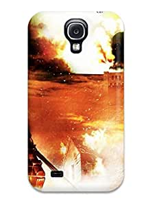 Snap-on Case Designed For Galaxy S4- Attack On Titan 7768467K16074846