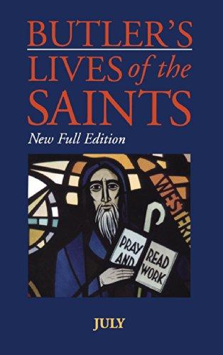 Butler's Lives of the Saints: July