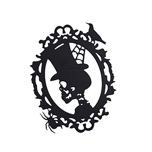 Halloween Cutting Dies Skull for Card Making -