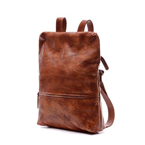 LadyBagsSF Leather Backpack
