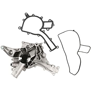 New Water Pump Gasket For 03-05 1.8L Mercedes-Benz W203 M271 C230 2712000401