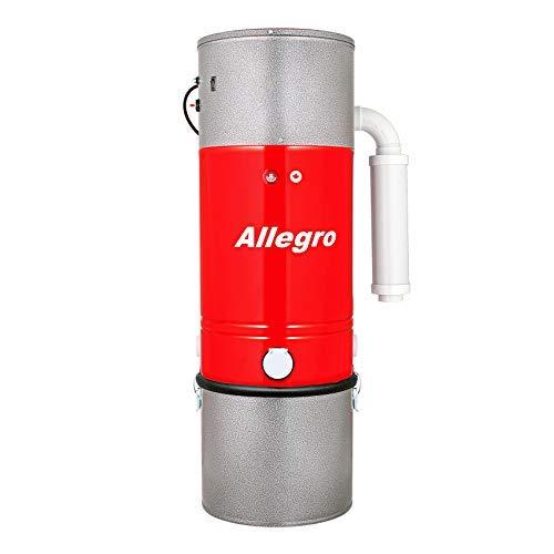 Allegro MUA65E 240V Super Quiet Summit 12,000 Square Feet Central Vacuum Power Unit