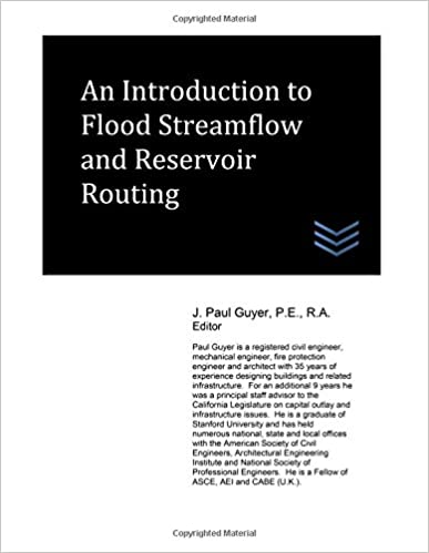 An Introduction to Flood Streamflow and Reservoir Routing