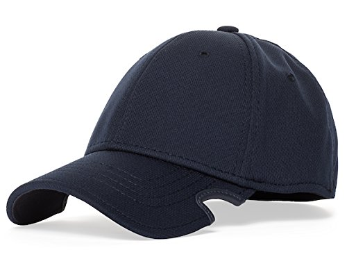 Notch Classic Stretch Fit Navy Blank Cap - Emt Sunglasses