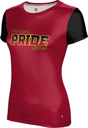 ProSphere Women's Gilbert Fire Department Crisscross Shirt (Apparel) - Gilbert Shopping Az