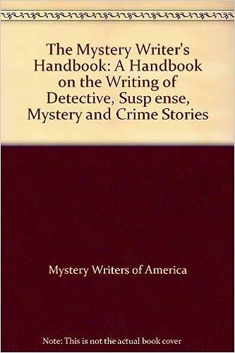 Mystery Writers Handbook