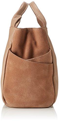 Talara Leather Clarks 13x19x32 Beige Leather B x Femme cm H Nude x Wish T dEHHq1