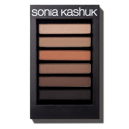 Sonia Kashuk Dramatically Defining Liner & Brow Palette 0.13 oz