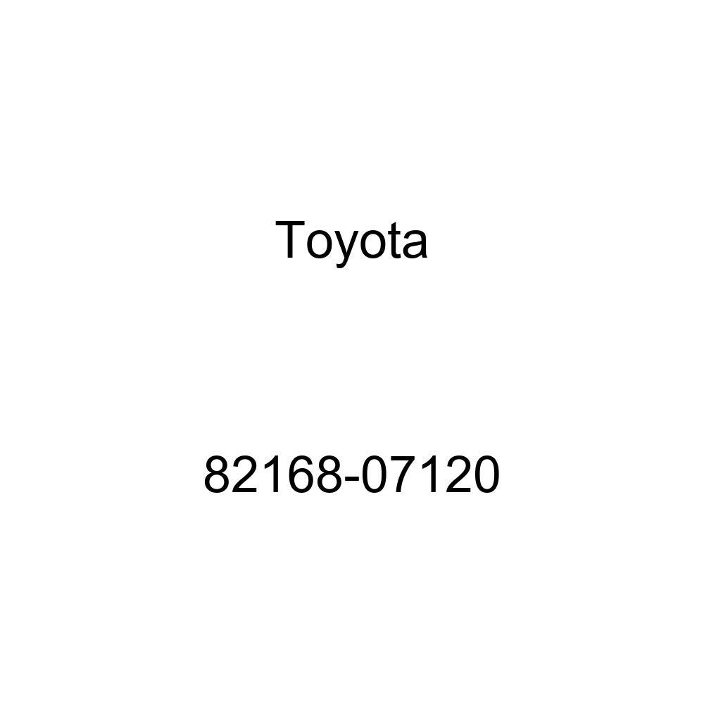 TOYOTA 82168-07120 Seat Wire