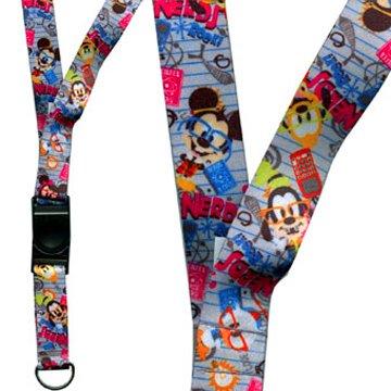 Disney Mickey Trading Passholder Lanyard product image