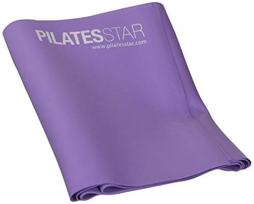 Pilatesstar 105523 Pilates Stretch Band Medium Purple by YOGISTAR®