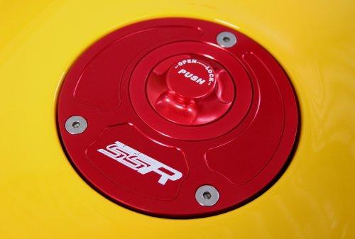 Ducati Red Billet Fuel Gas Cap 1198 848 S2r Supersport