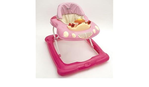 Tippitoes Evo - Andador para bebé (rosa): Amazon.es: Bebé
