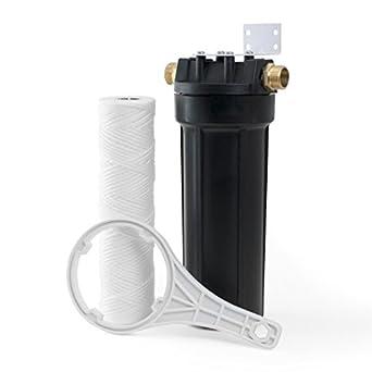 Pure filtro de agua productos - agua caliente lavadora: Amazon.es ...