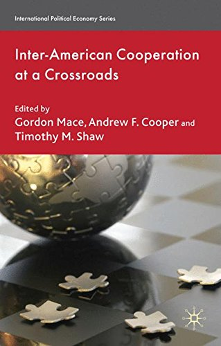 Inter-American Cooperation at a Crossroads (International Political Economy Series)