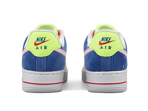 NIKE W Air Force 1 Lo Womens Aq4139-101 Sail/Arctic Pink-racer Blue cheap price top quality 8zBw0X