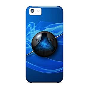 Awesome Design Attack Point Hard Cases Covers For Iphone 5c