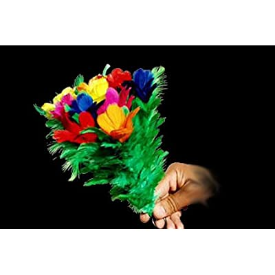 Sleeve Bouquet 10 Flowers by Uday - Trick: Toys & Games
