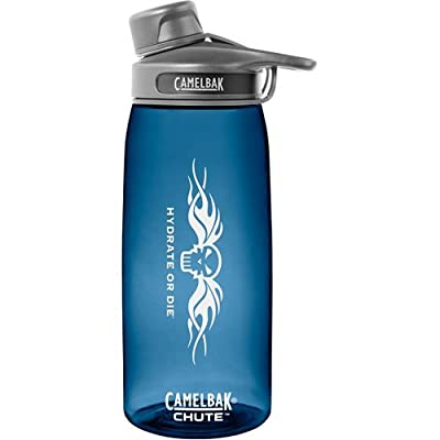 'CamelBak Sac chute 1L Bouteille avec logo Hydrate or Die