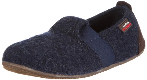 Slippers Living Child Unisex Blue Kitzbuhel Uni 590 Nachtblau pqIFHq