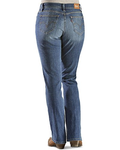 Levis Womens Curvy Boot Jean