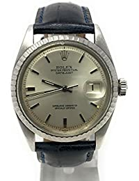 Datejust swiss-automatic mens Watch 1603 (Certified Pre-owned)