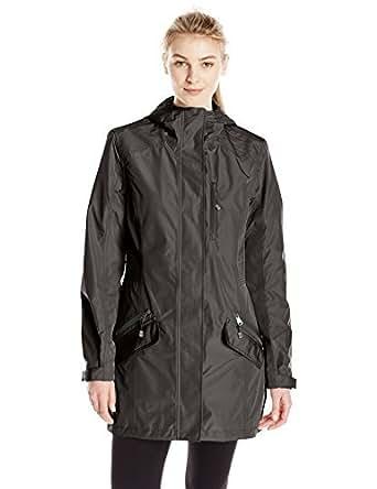 Amazon.com: Pajar Women's Bobbi Water Resistant Raincoat