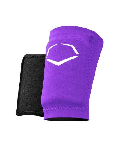 EvoShield Protective Baseball Wrist Guard,Purple,X-Large
