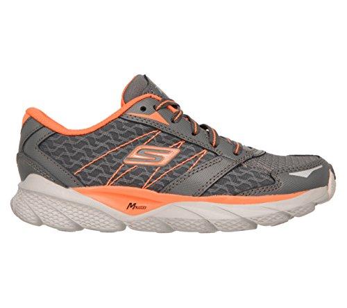 Skechers Ultra Charcoal 3 Kid Shoe little Running Go orange big Kid Kids' Run Ride rTIrn