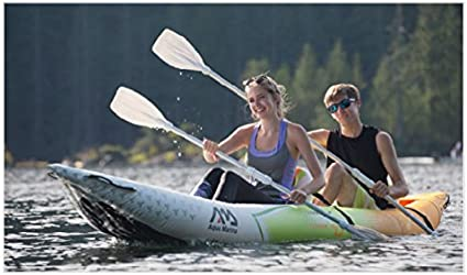 Amazon.com: Kayak Inflable – Aqua marina (hm-412) – 2 ...