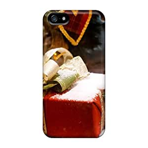 Excellent Design Christmas Gifts Under The Christmas Tree Case Cover For Iphone 5/5s
