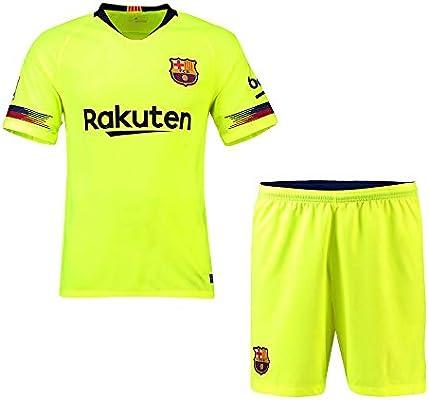 390cd559415b3 Camiseta de fútbol Personalizada y Pantalones Cortos 2018-2019 Nueva  Temporada