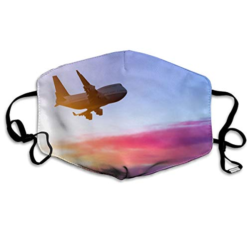 Anti Dust Mask Flying To South America From Australia Face Mask Winter Healthy Washable For Unisex Easter -