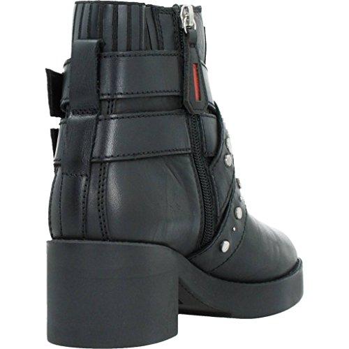 Botas para mujer, color Negro , marca GIOSEPPO, modelo Botas Para Mujer GIOSEPPO 41928G Negro Negro