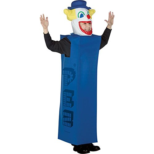 Child's Pez Dispenser Halloween Costume (Size: 7-10) ()