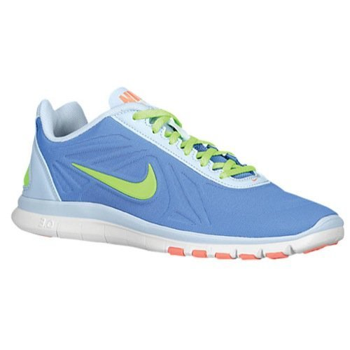 buy cheap order Womens Free TR Luxe Tech blue/ green/ white 617018 434 size 7.5 outlet 2014 new D0YXp