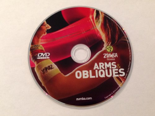 Zumba Fitness Arms & Obliques DVD from the Target Zone DVD Set
