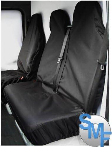 Mercedes Vito 2011 Waterproof heavy duty van seat covers BLACK